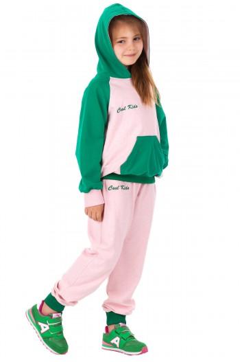 Trening Cool Kido Pink/Green