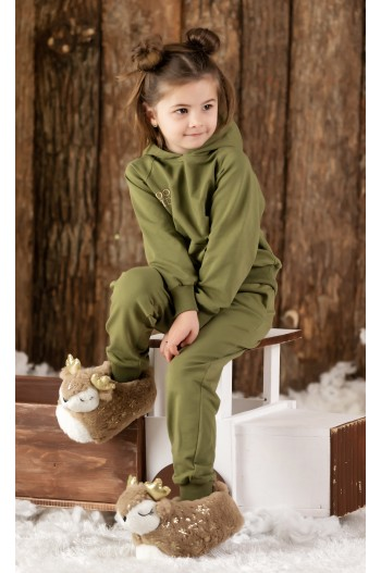Trening Cool Kido olive