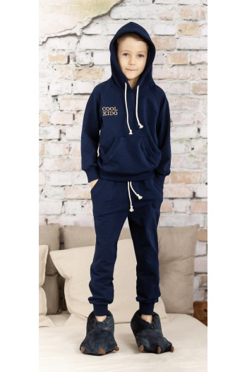 Trening baiat COOL KIDO navy