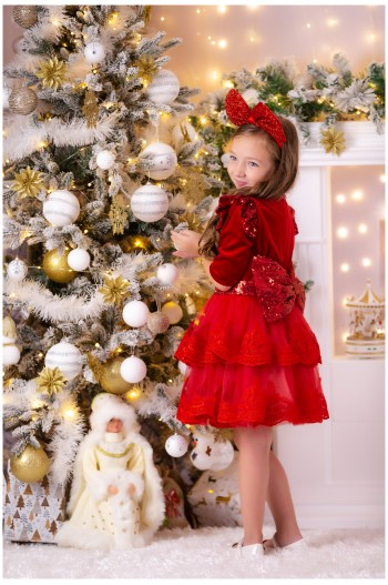 Rochita Santa Princess