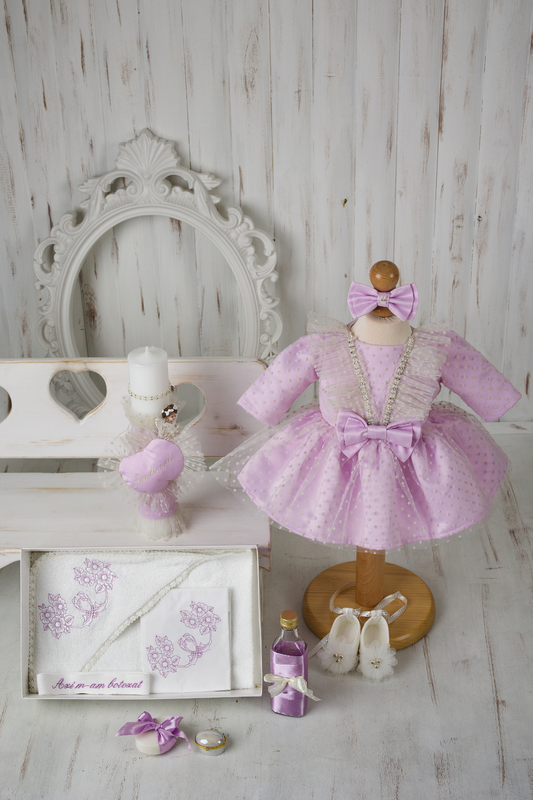 Set Botez Angelica
