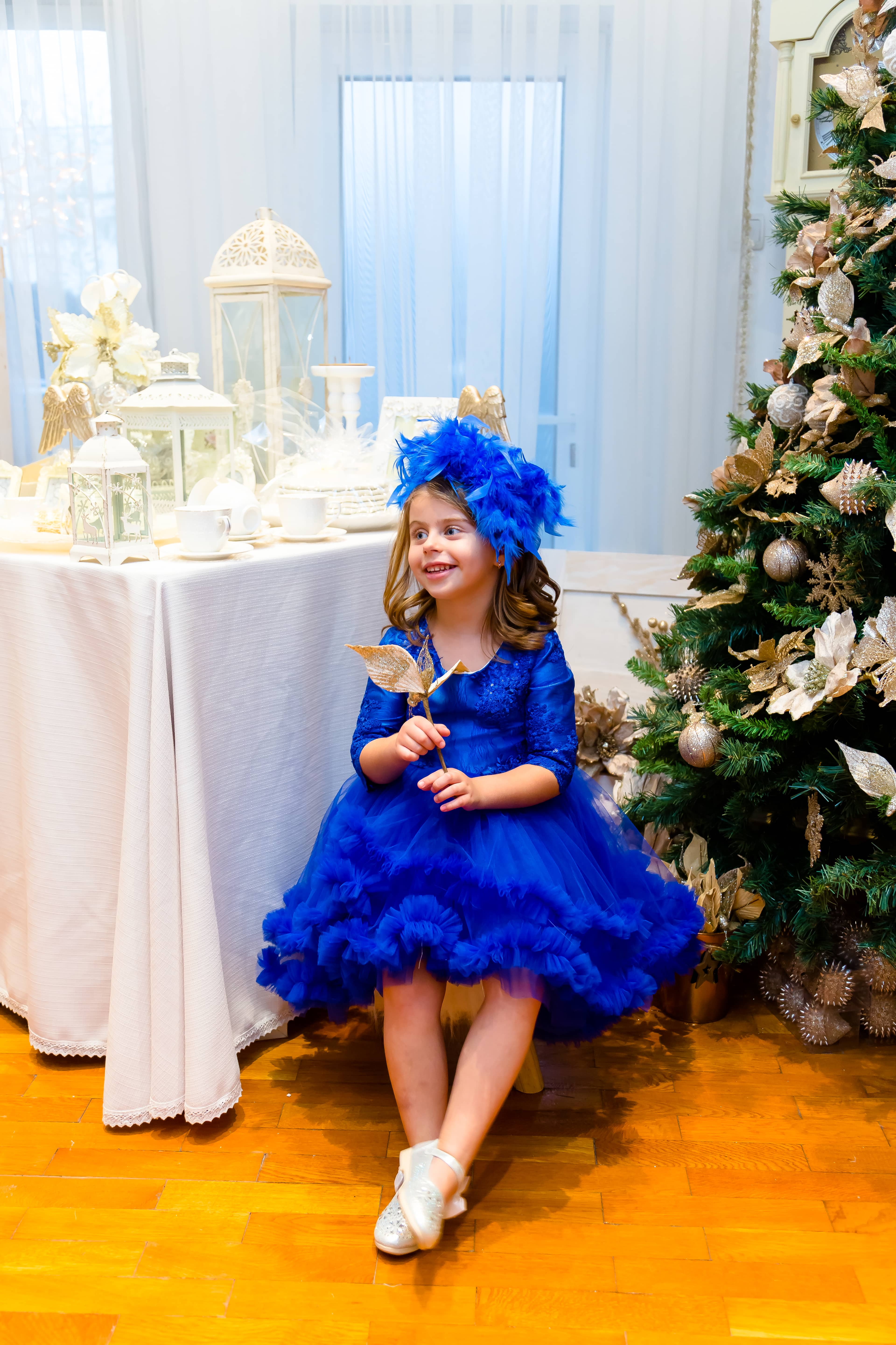 Rochita Blue Christmas